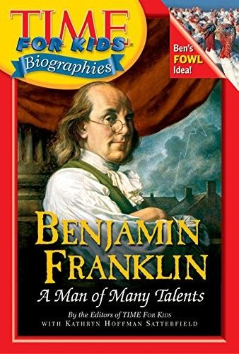 Time For Kids Biographies Benjamin Franklin English Wooks