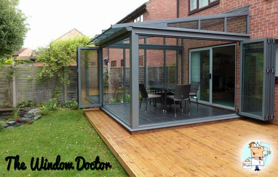small lean to conservatory designs - Google Search | Conservatory ...