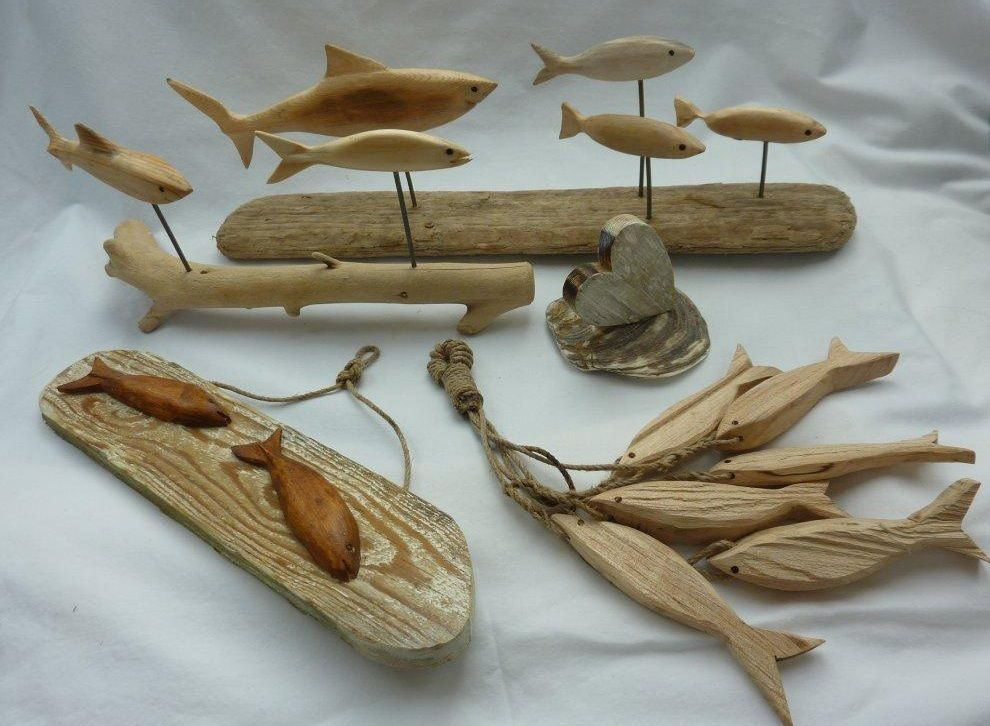 Some of our driftwood carvings art pinterest
