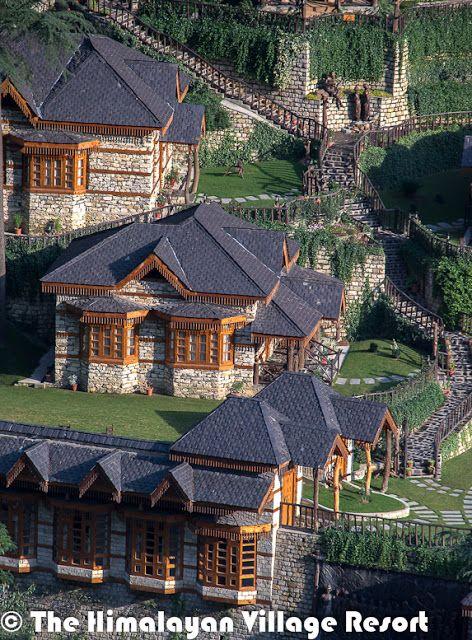 The Himalayan Village Resort @ Kasol, Himachal Pradesh, India : By Aman Sood
