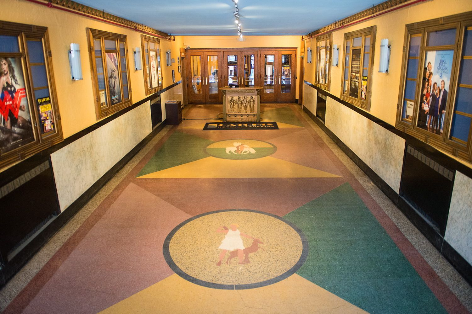 Pretty Cool Story About How Terrazzo Flooring Depicts A