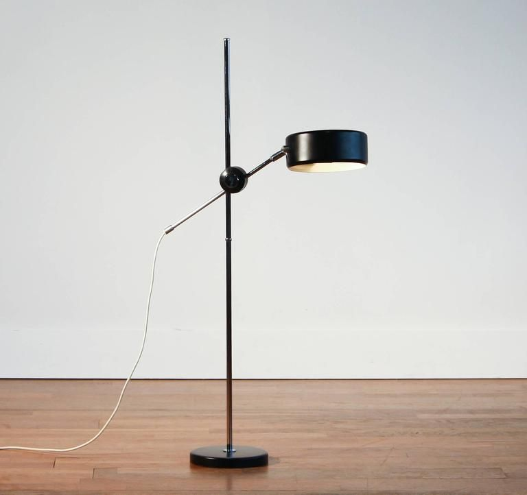 1960s, A Floor Lamp by Anders Perhson for Ateljé Lyktan 2