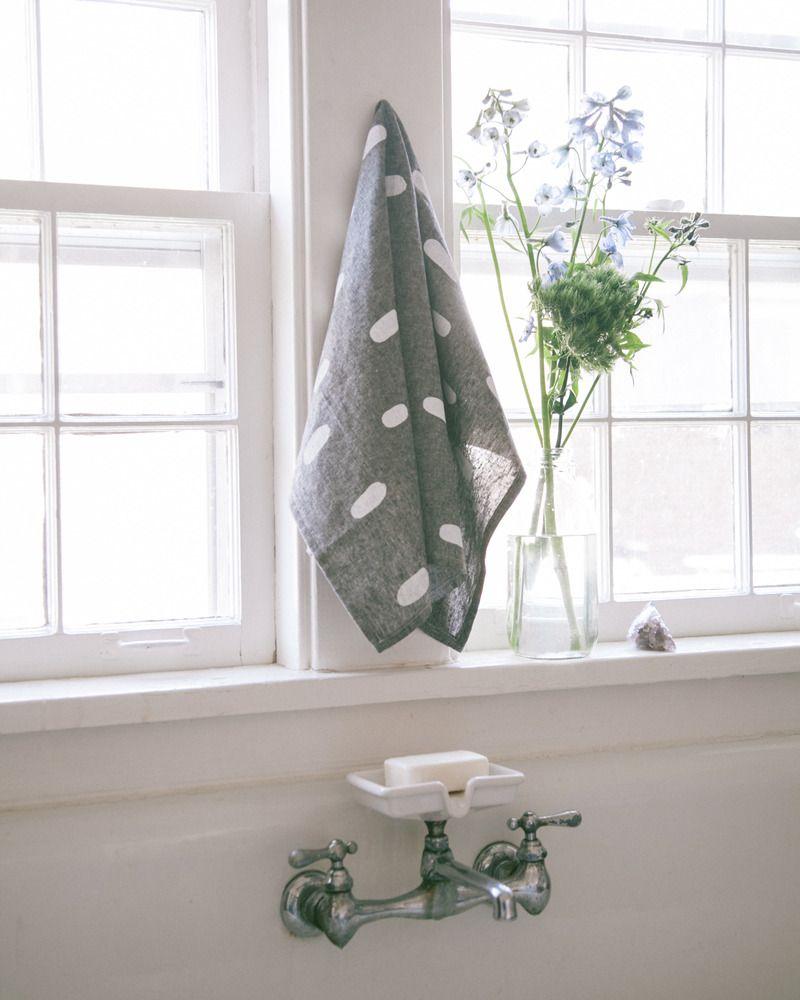 Gestalten sie ihre küche tea towel  erin b dollar x pennyweight  living  pinterest