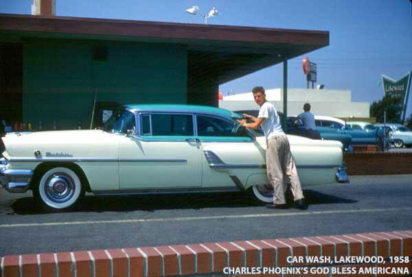 Carwash Lakewood Center Lakewood Ca 1958 Charles Phoenix Classic Chevy Trucks Car Wash Lakewood