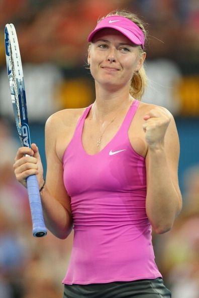 Who is tennis player maria sharapova dating