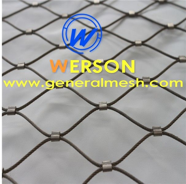 Chine generalmesh garde-corps en filet inox, filet anti-chute, la ...