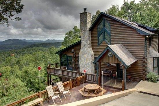Attirant Nice! #BlueRidgeGeorgia #northgeorgiacabinrentals · Blue Ridge Mountain ...