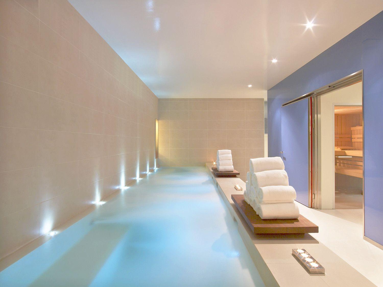 W Barcelona Hotel Bliss Spa Jacuzzi Sauna Hotel W Hotel Con Encanto Piscina Y Spa