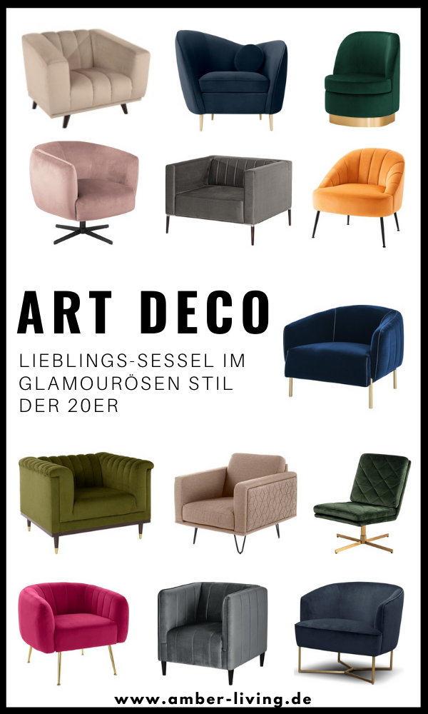 Die 13 Besten Art Deco Sessel In 2021 Sessel Art Deco Mobel Gestaltung Kleiner Raume
