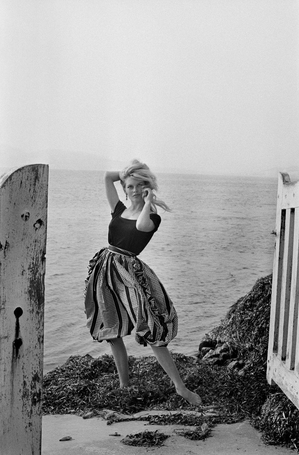 Brigitte Bardot By Nicolas Tikhomiroff St Often Imitated Never Duplicated Brigitte Bardot Brigitte Bridgitte Bardot