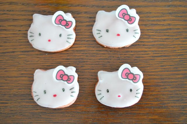 Hello Kitty kjeks