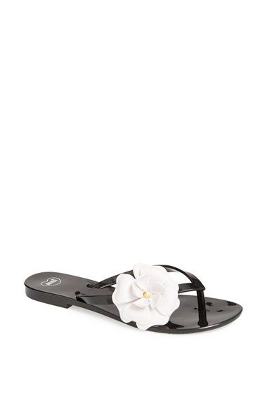 c617d237218 Mel by Melissa  Honey III  Flip Flop available at  Nordstrom
