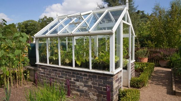 Die richtige Größe fürs Gewächshaus Garten gewächshaus