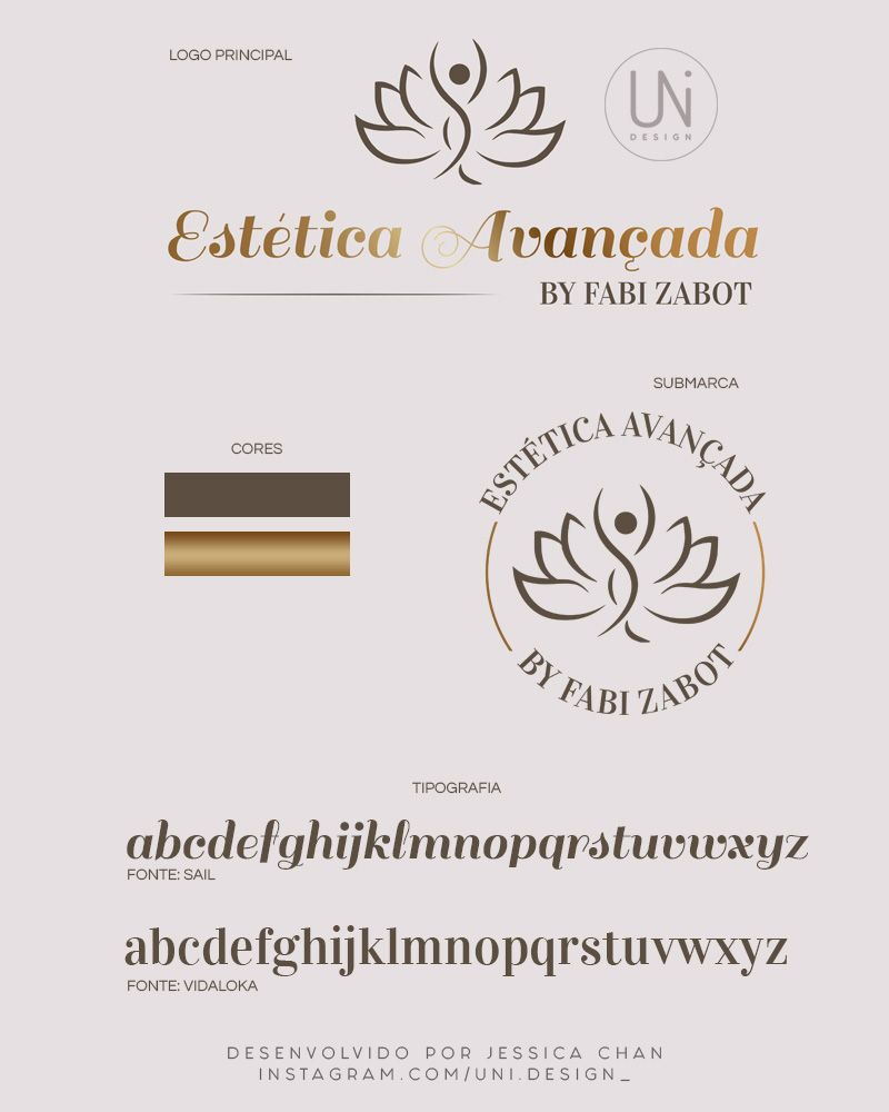 Cartão de visitas feminino, cartão de visita estética, logo estética ...