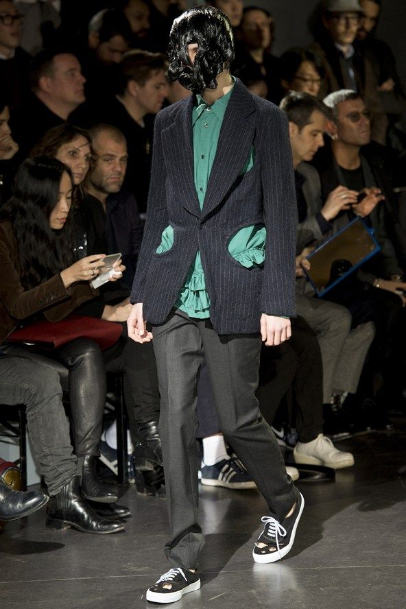 Comme des Garcons • A/W 2014-15 Menswear • Paris