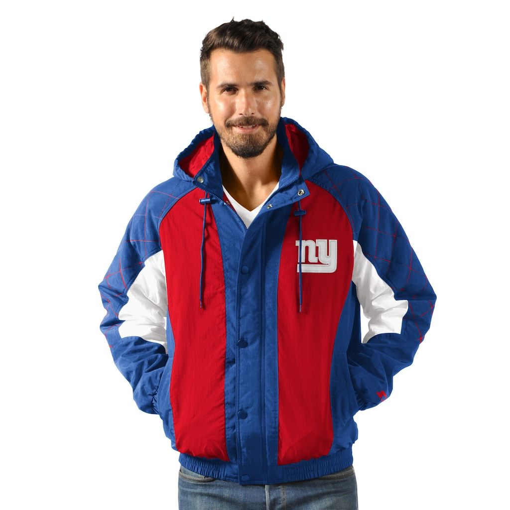 separation shoes 930f7 3586c Men's New York Giants Heavy Hitter Jacket | Products ...