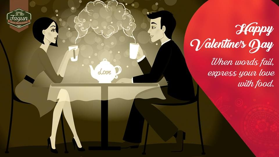 celebrate this season of love at fagun restaurant have a heartwarming romantic dinner and