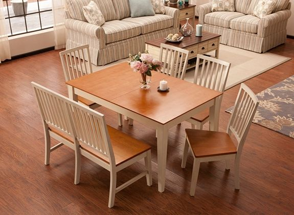 Ashby 6pc Dining Set Dining Sets Raymour and Flanigan