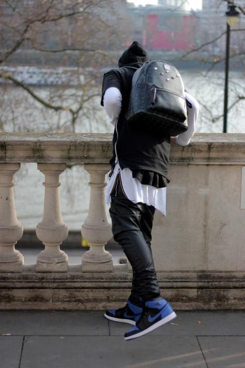 Jordan 1 Royal | URBAN FASHION | Streetwear fashion, Dope ...