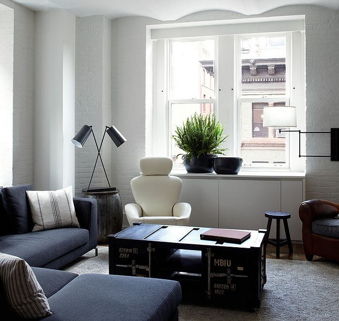 55 Incredible Masculine Living Room Design Ideas Inspirations