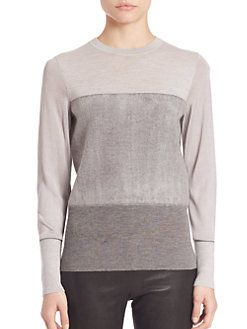Rag & Bone - Marissa Colorblock Sweater