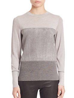 Rag & Bone - Marissa Colorblock Sweater