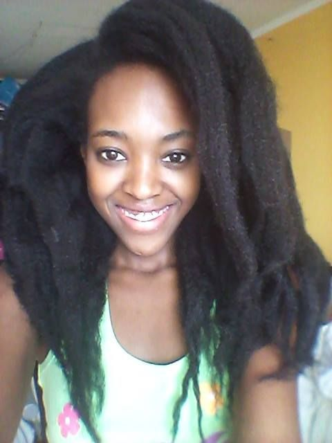 Long 4c Hair With Images 4c Hairstyles Natural Hair Styles