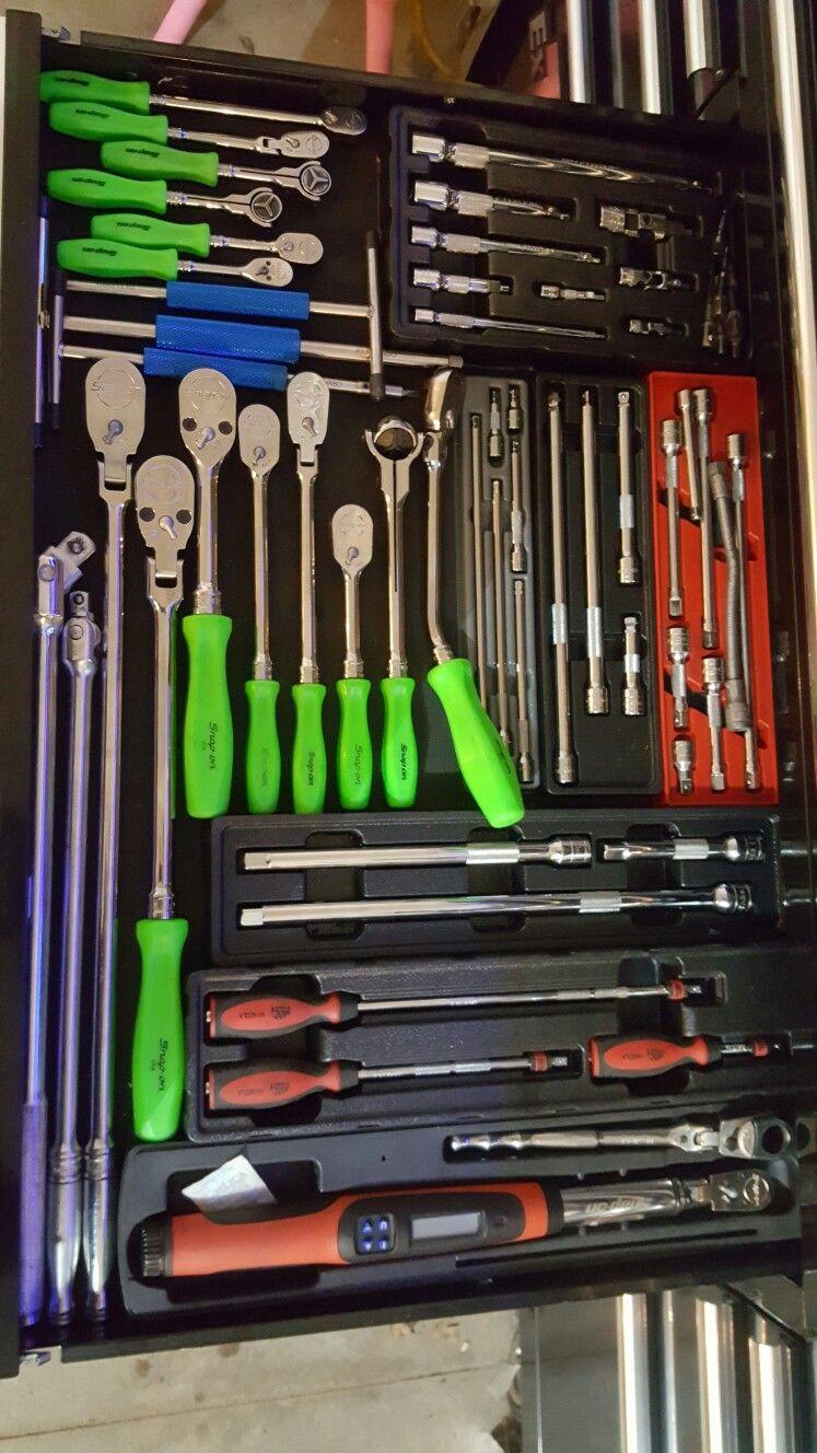 Snapon tools Almacenamiento de herramientas