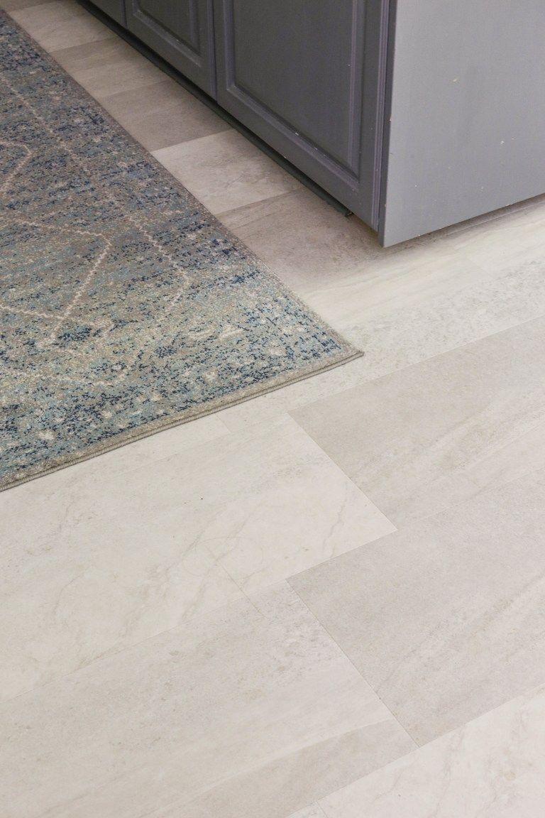 Luxury Vinyl Tile Over Existing Flooring One Year Review In 2020 Luxury Vinyl Plank Flooring Kitchen Luxury Vinyl Tile Flooring Vinyl Plank Flooring Kitchen