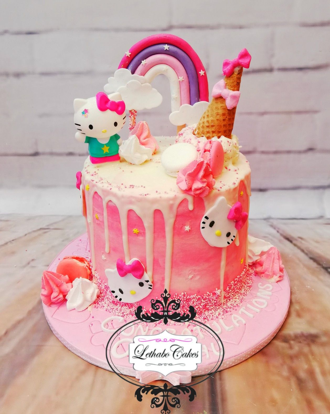 Pin On Lethabo Drip Cakes