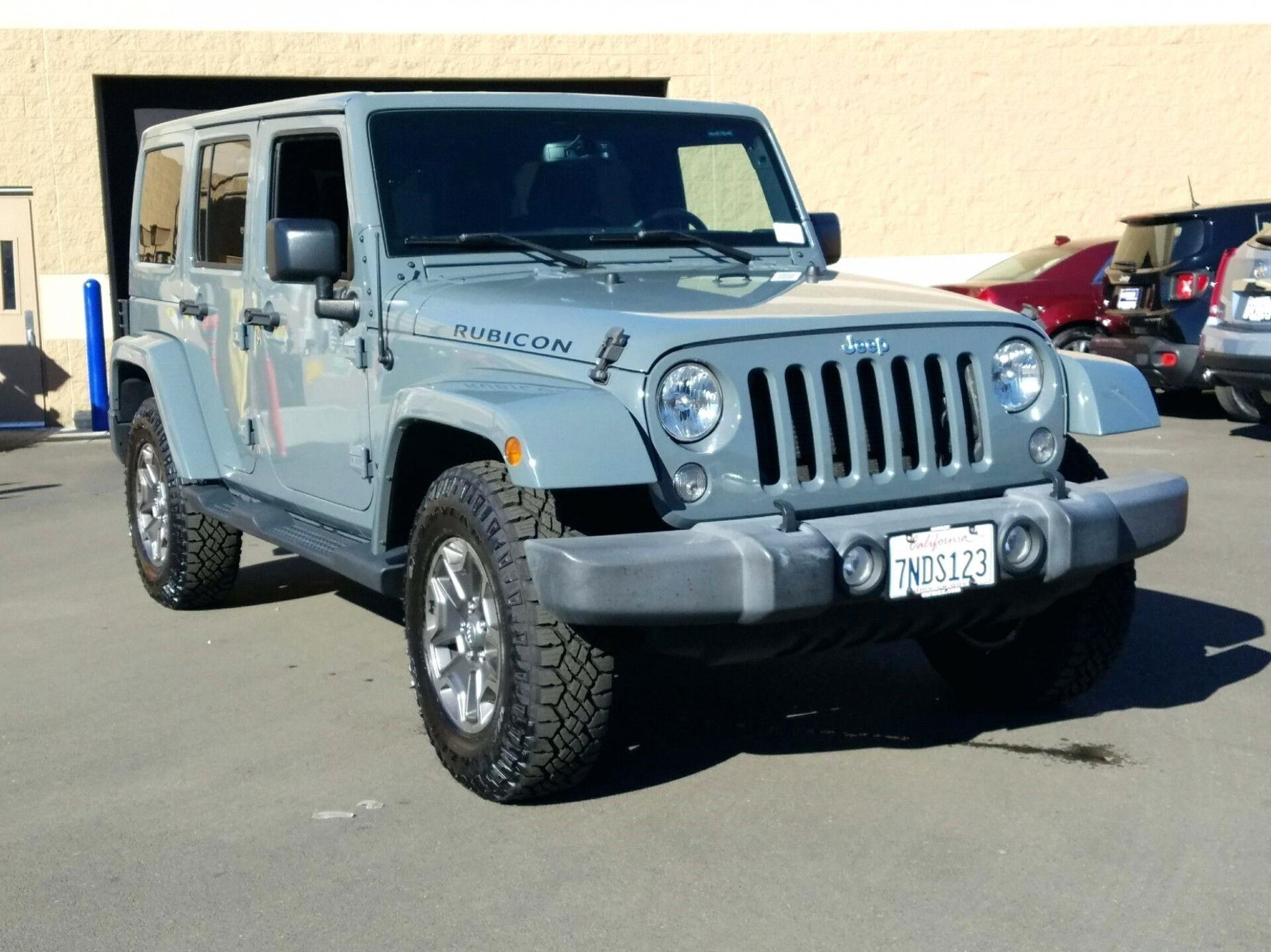 6 New Thoughts About 6 Door Jeep Wrangler For Sale