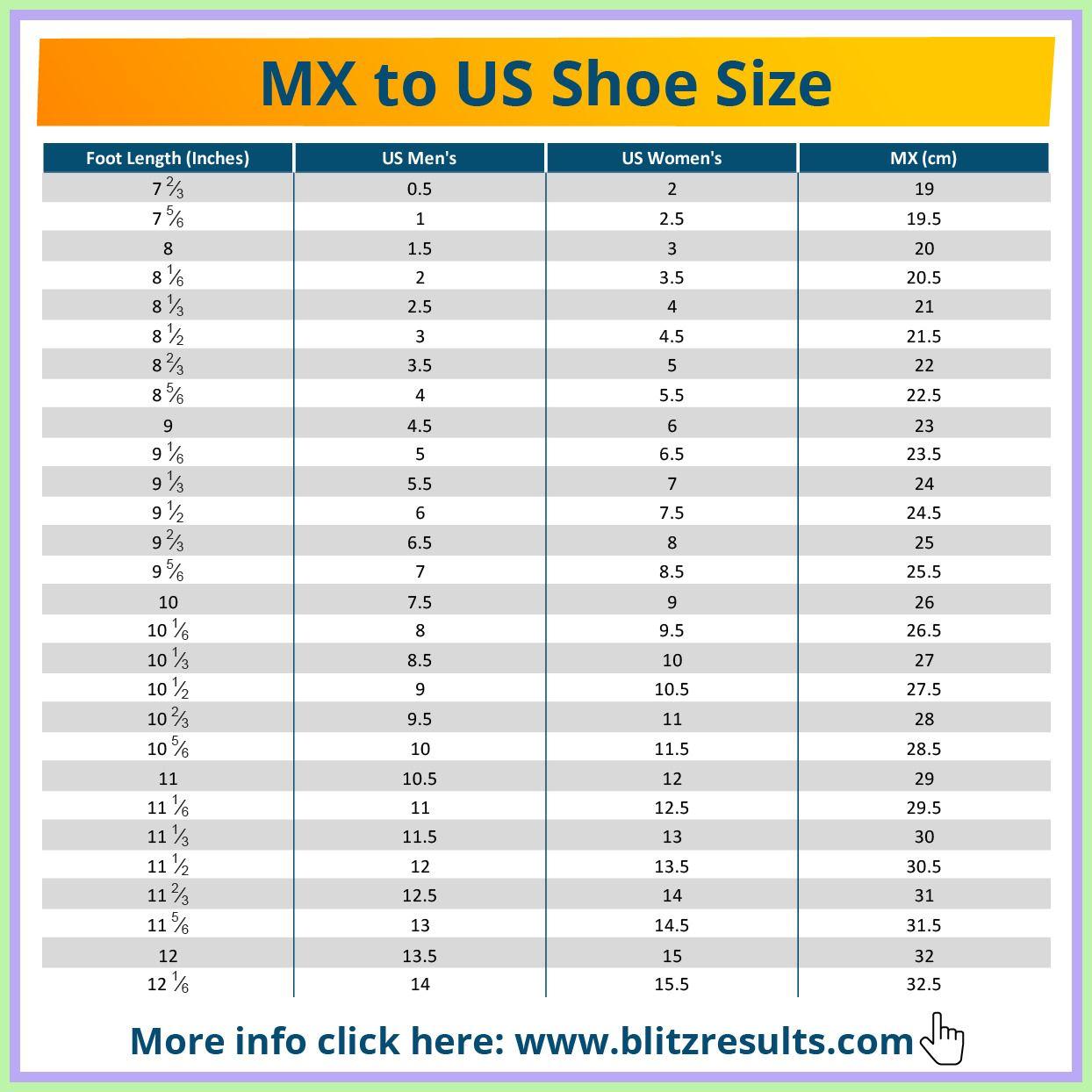 Dress Size Chart Us To Mexico She Likes Fashion