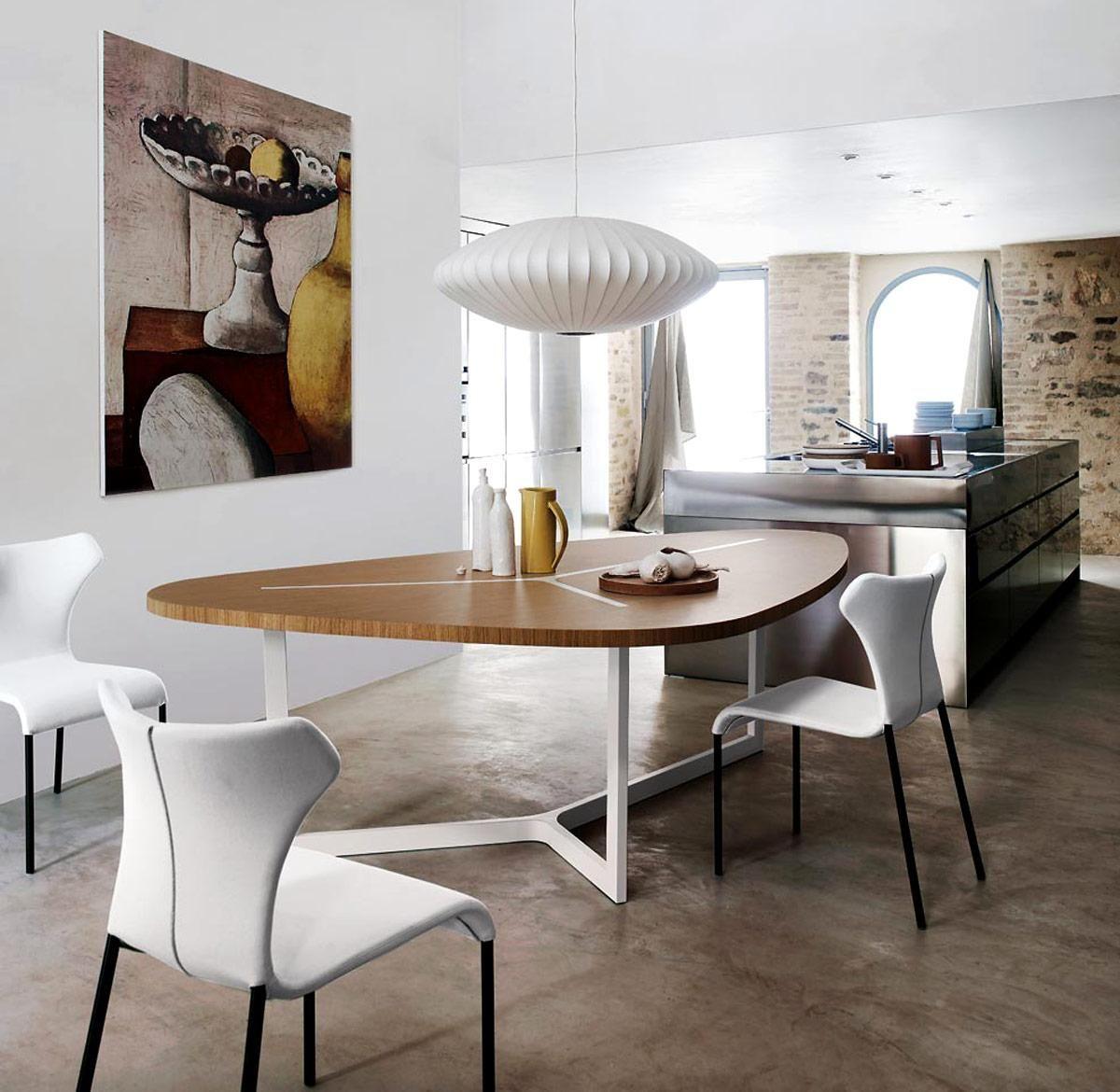 möbel: der große tisch | italia und tische, Esstisch ideennn
