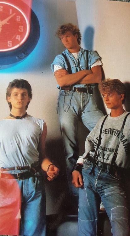 Brilliant Morten Harket 80s Fashion Men 1980s Fashion Trends Decades Fashion