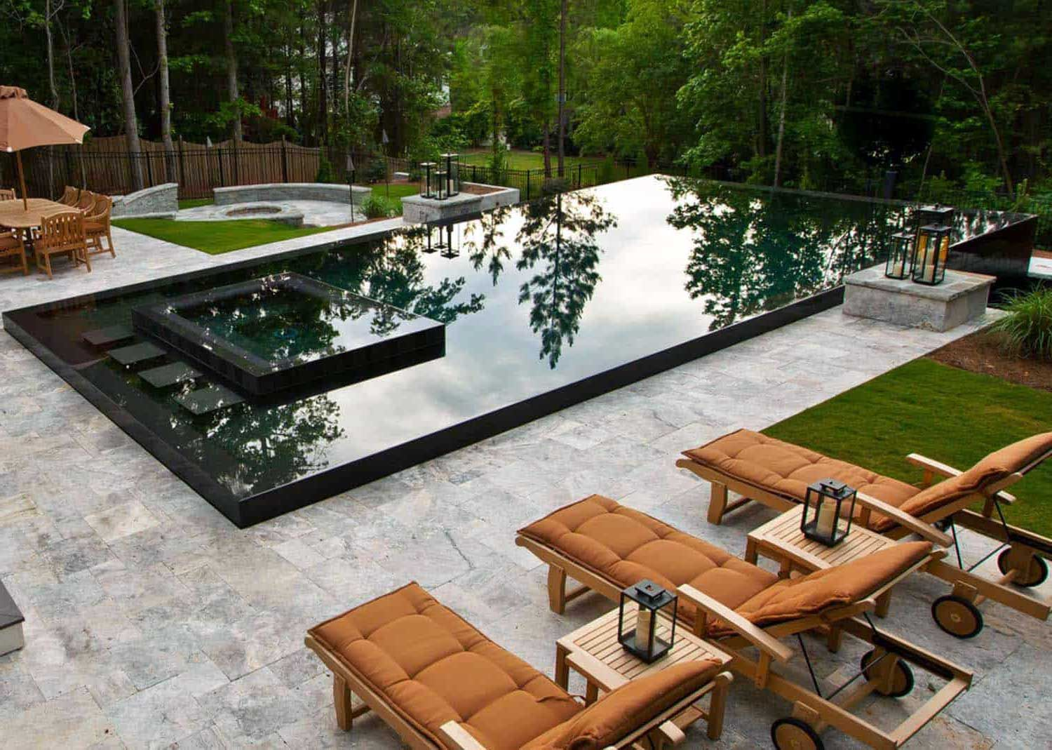67 Best Backyard Landscaping With Pool Design That Peoples Love Pool Designs Backyard Backyard Landscaping