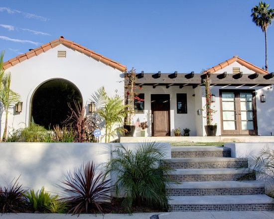 Image Result For Spanish Front Porch Spanish Exterior Spanish