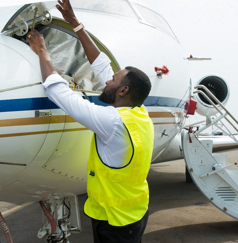 Nigeria's Engineer Isaac Balami Shares Experiences in 2020