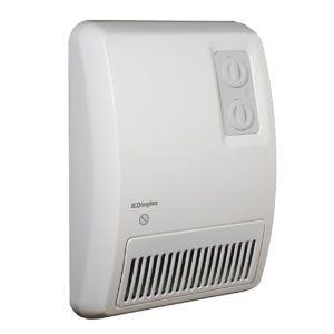 Wall Mounted Electric Bathroom Fan Heaters