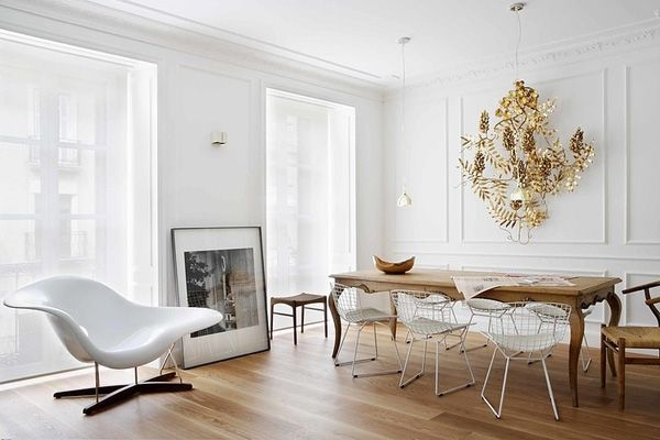 contemporary french furniture. Apartment In San Sebastián Northern Spain, Owned And Designed By Mikel Irastorza Interiors Contemporary French Furniture
