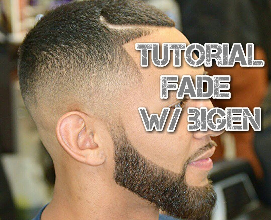 How To Do Nice Bald Fade Haircut With Bigen Color