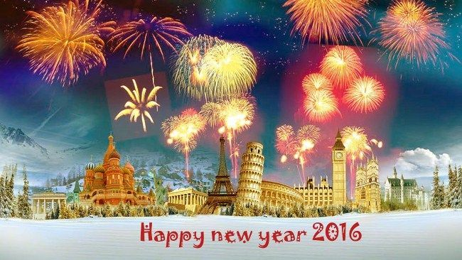 Happy New Year Images Animated Wallpaper