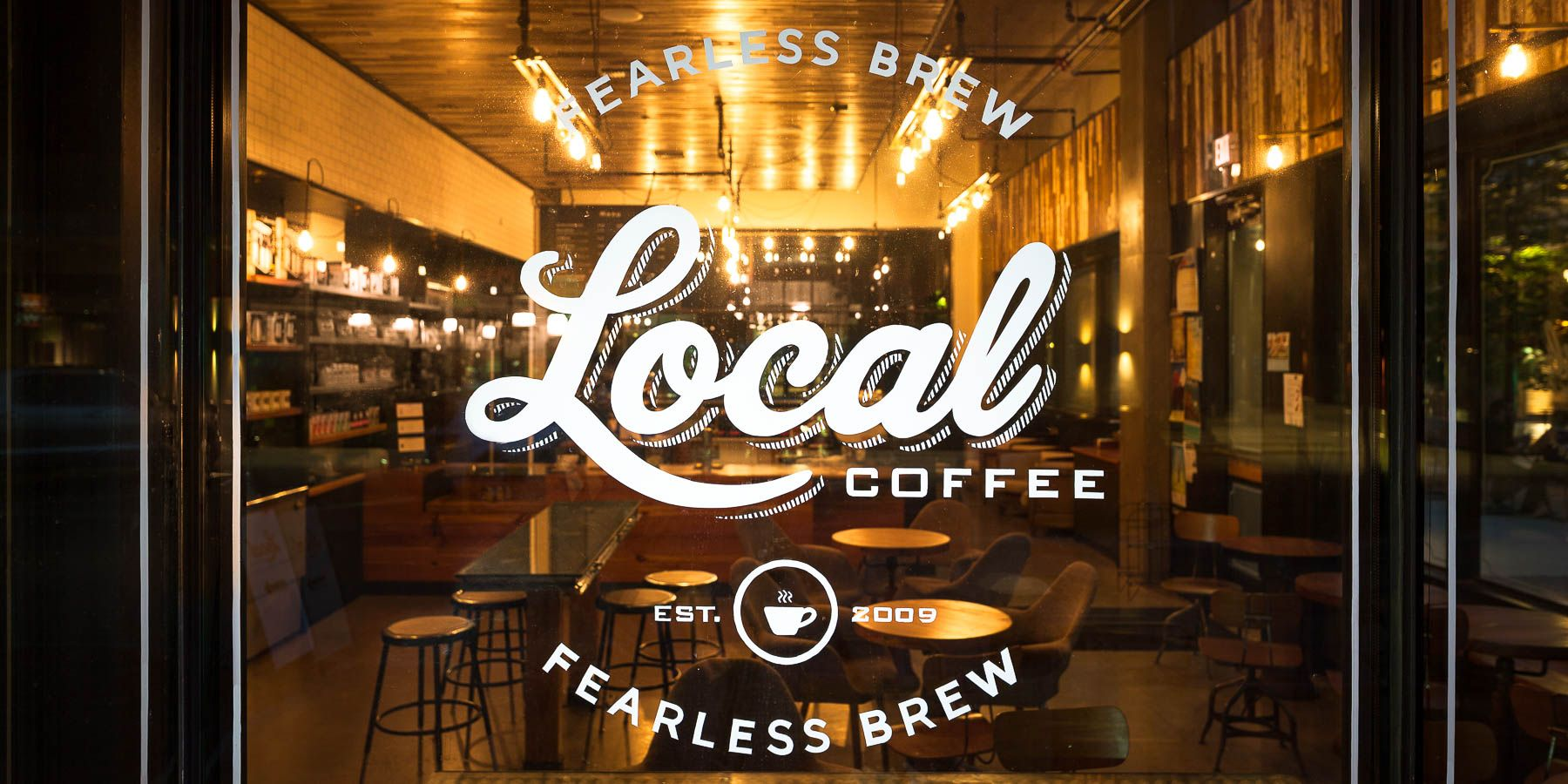 Local Coffee - San Antonio, Texas | Local coffee, Coffee shop design, San antonio