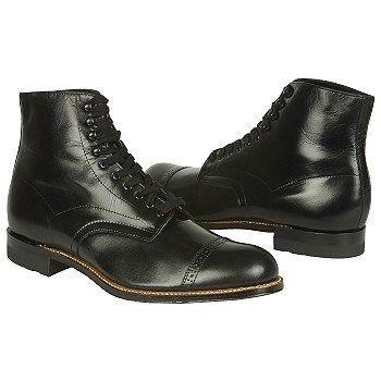 e0417f7ebf7 Men's Madison Medium/Wide Cap Toe Lace Up Boot in 2019   Men's shoes ...