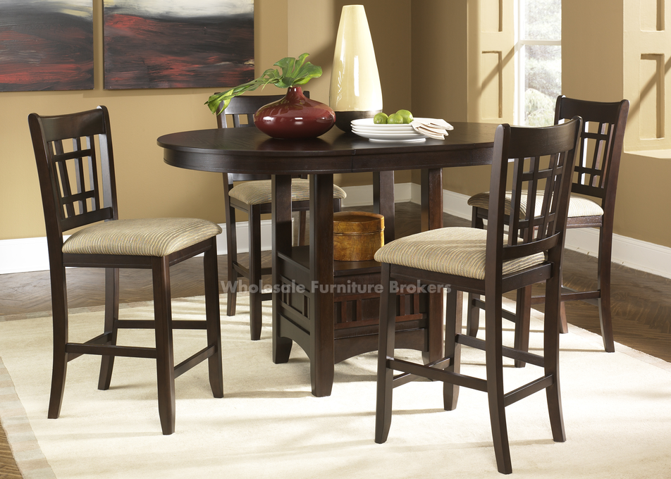 Runder Bistro Tisch Und Stühle