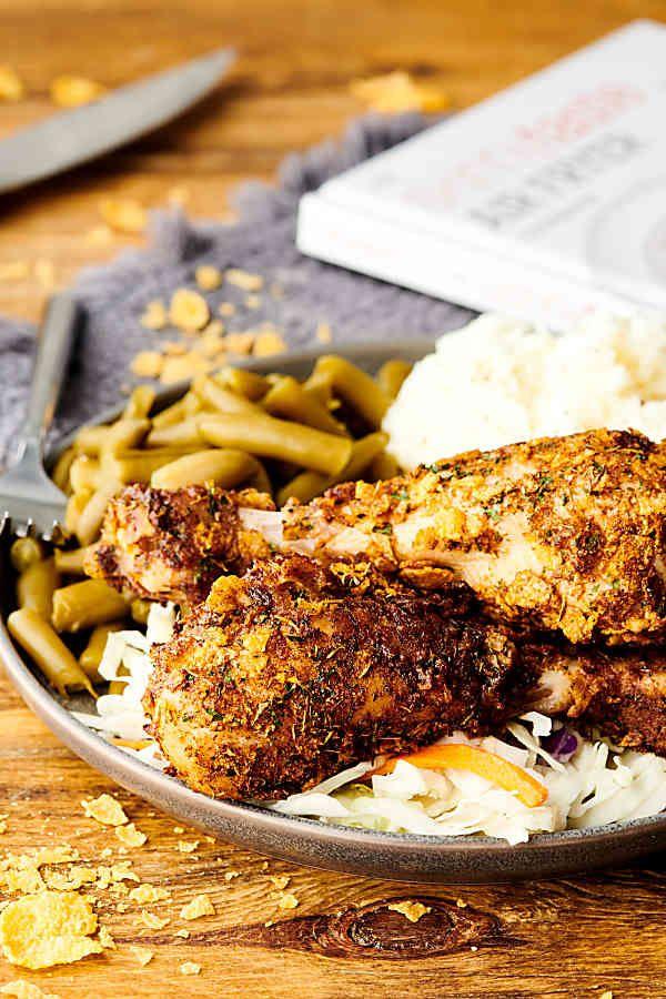 Air Fryer Fried Chicken - Healthy and Gluten-Free! | Air ...