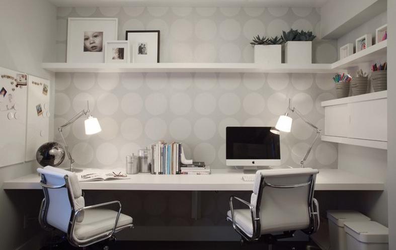 Eclairage bureau decoration meubles quebec canada déco