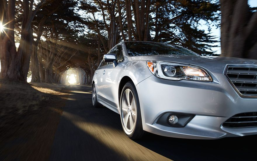 Subaru has done it again. The allnew 2015 Subaru Legacy