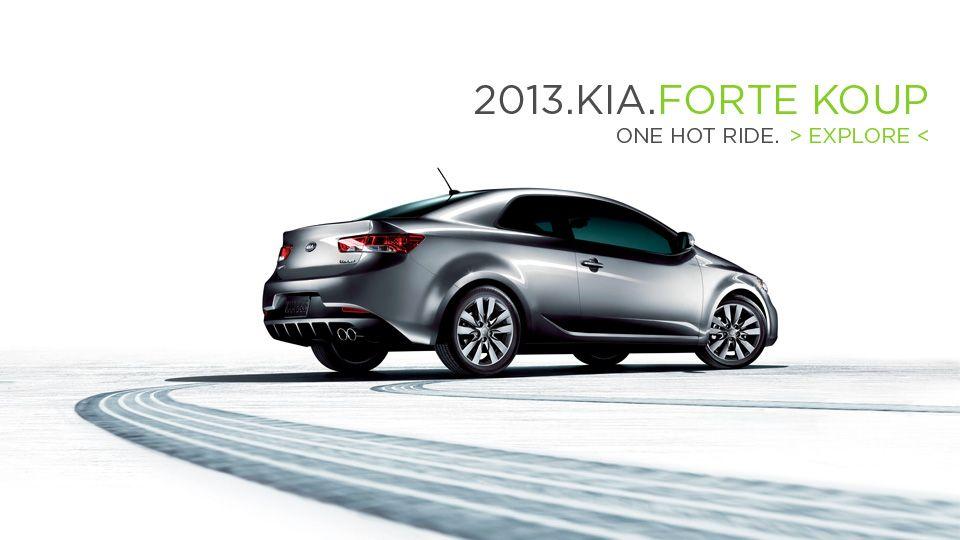 2013 Kia Forte Koupe at Kia of Cleveland http//www