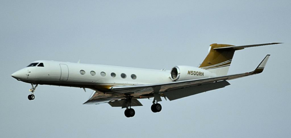 N500RH Rick Hendrick private jet Rick hendrick, Luxury