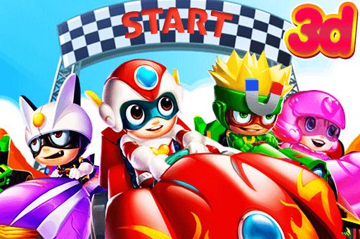 Kart Race 3d Https Www Allgamesfree Com Kart Race 3d Kart Race 3d Is A G All Games Games Driving Games